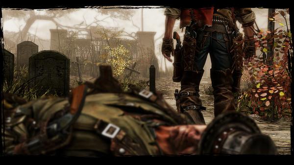 Скриншот №6 к Call of Juarez Gunslinger