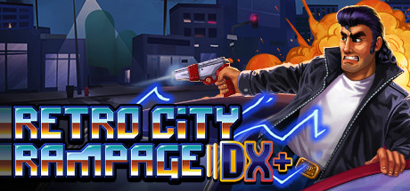Retro City Rampage™ DX Cover Image