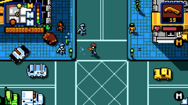 Retro City Rampage™ DX screenshot