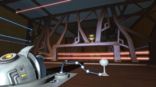 скриншот Quantum Conundrum: The Desmond Debacle 3