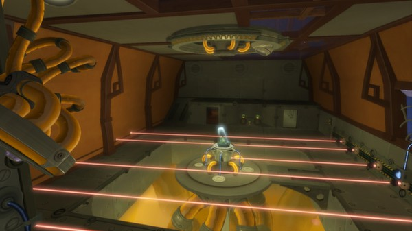 скриншот Quantum Conundrum: IKE-aramba! 4
