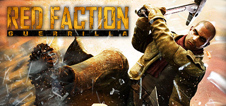 Red Faction Guerrilla Steam Edition Cover Image