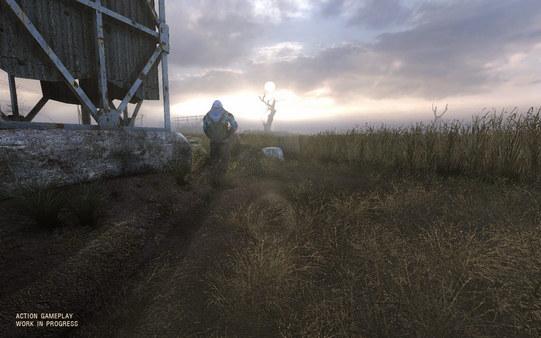 Скриншот №1 к S.T.A.L.K.E.R. Clear Sky
