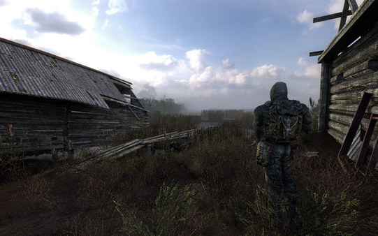 Скриншот №2 к S.T.A.L.K.E.R. Clear Sky