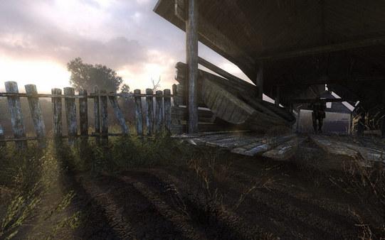 Скриншот №6 к S.T.A.L.K.E.R. Clear Sky