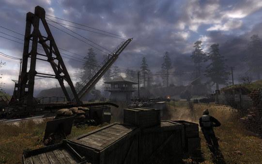 Скриншот №10 к S.T.A.L.K.E.R. Clear Sky