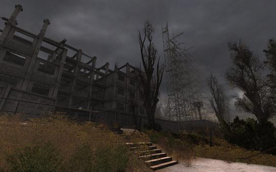 Скриншот №17 к S.T.A.L.K.E.R. Clear Sky