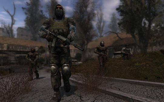 Скриншот №21 к S.T.A.L.K.E.R. Clear Sky