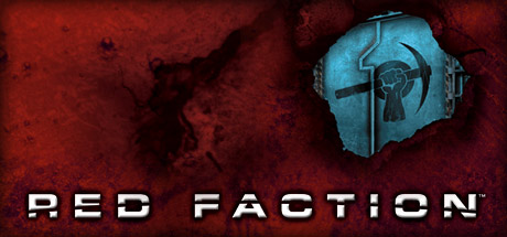 Red Faction Cover Image