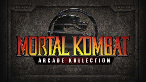 Скриншот №6 к Mortal Kombat Kollection
