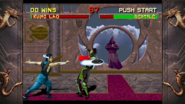 Скриншот №4 к Mortal Kombat Kollection