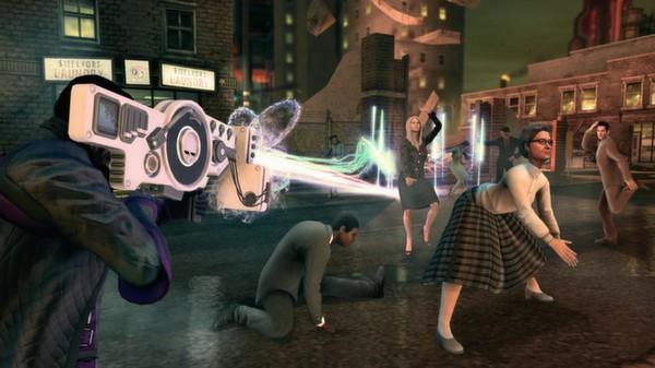 Скриншот №1 к Saints Row IV
