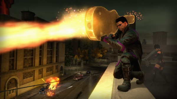 Saints Row IV скриншот