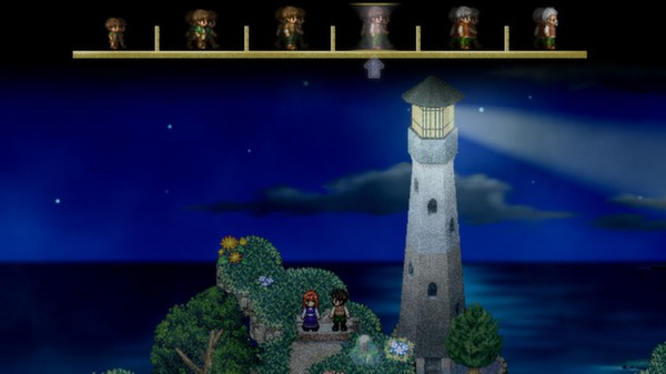 Скриншот №3 к To the Moon