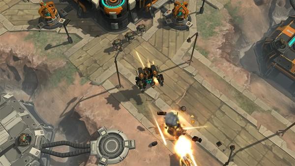 AirMech скриншот