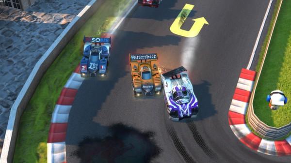 скриншот Bang Bang Racing 0