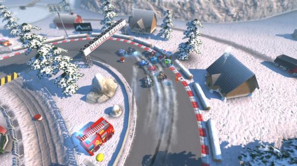 скриншот Bang Bang Racing 3