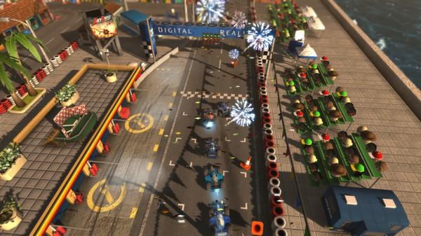 скриншот Bang Bang Racing 2