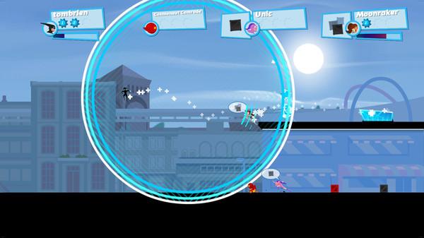 Скриншот №9 к SpeedRunners