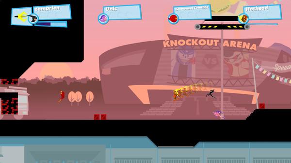 Скриншот №7 к SpeedRunners