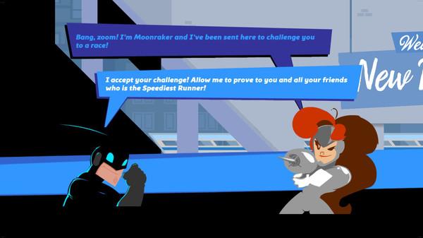Скриншот №4 к SpeedRunners