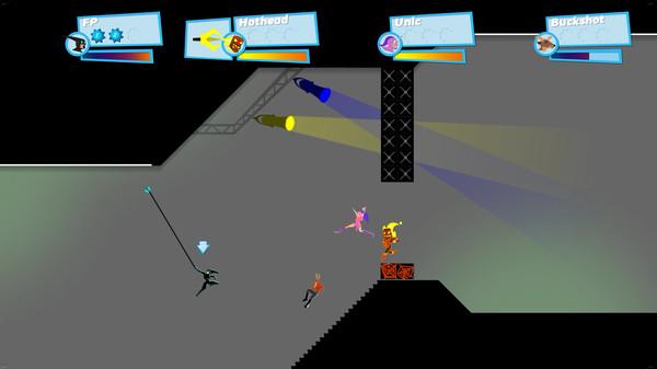Скриншот №10 к SpeedRunners