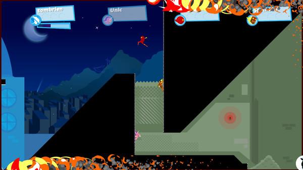 Скриншот №8 к SpeedRunners