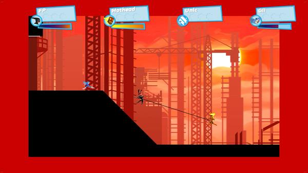 Скриншот №11 к SpeedRunners