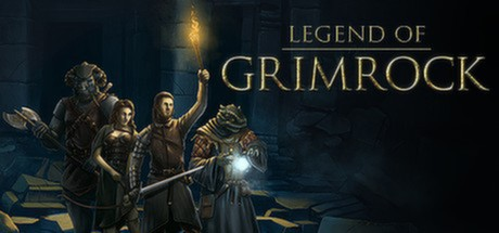 Legend of Grimrock Cover Image