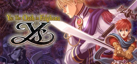 Ys: The Oath in Felghana Cover Image