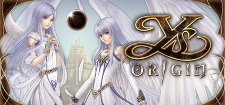Ys Origin Cover Image