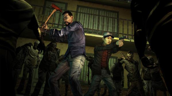 The Walking Dead: Season 1 (TWD) скриншот