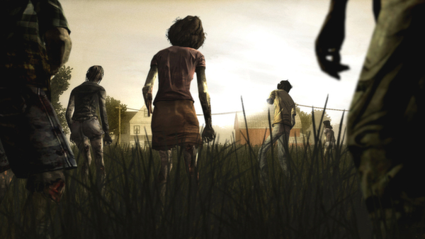 The Walking Dead: Season 1 (TWD) скриншот