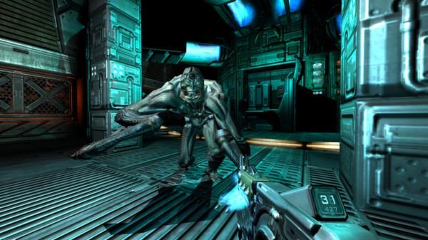 Скриншот №5 к Doom 3 BFG Edition