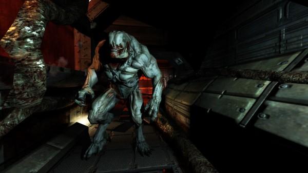 Скриншот №4 к Doom 3 BFG Edition