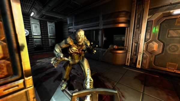 Скриншот №1 к Doom 3 BFG Edition