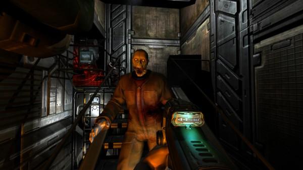 Скриншот №6 к Doom 3 BFG Edition