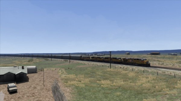 скриншот Sherman Hill Route Add-On 5