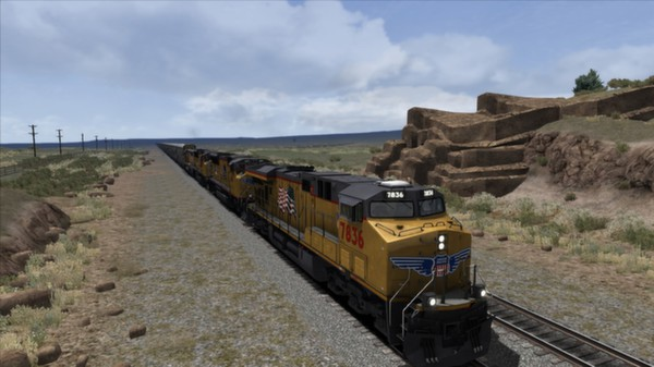 Sherman Hill Route Add-On