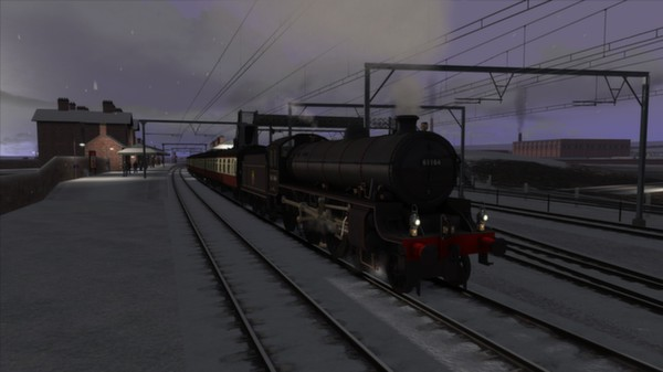 скриншот Thompson Class B1 Loco Add-On 2