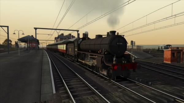 скриншот Thompson Class B1 Loco Add-On 0