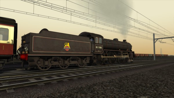 скриншот Thompson Class B1 Loco Add-On 1