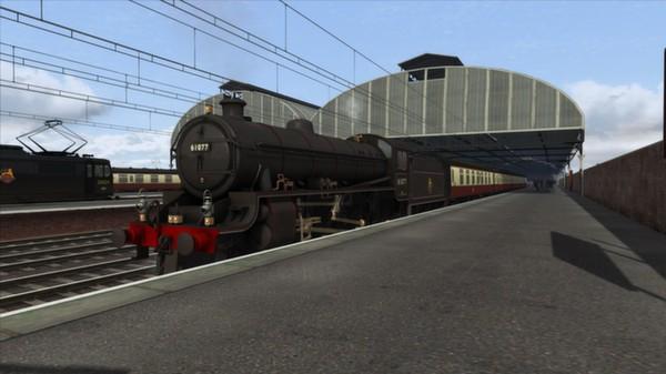 скриншот Thompson Class B1 Loco Add-On 3