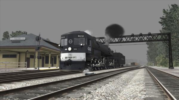 скриншот Southern Pacific Cab Forward Loco Add-On 0
