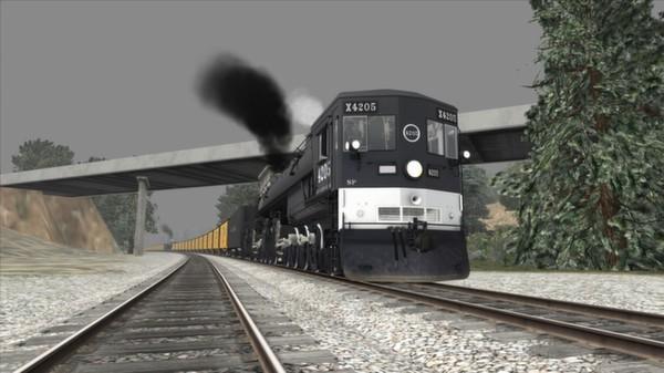 скриншот Southern Pacific Cab Forward Loco Add-On 3