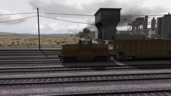 скриншот UP GE 44 Loco Add-On 2