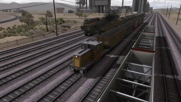скриншот UP GE 44 Loco Add-On 1