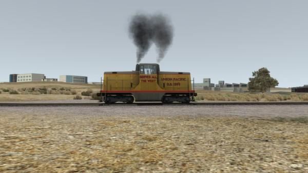 скриншот UP GE 44 Loco Add-On 4