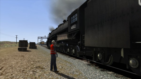 скриншот Union Pacific Big Boy Loco Add-On 4