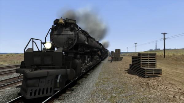 скриншот Union Pacific Big Boy Loco Add-On 1